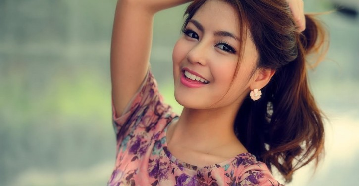 Beautiful Chinese Girl