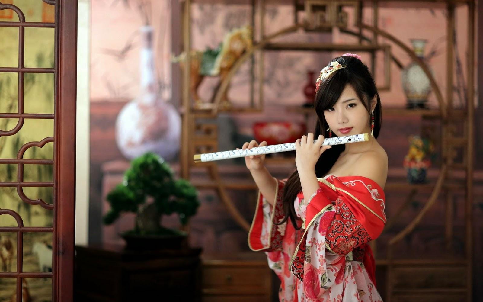 beautiful Chinese single