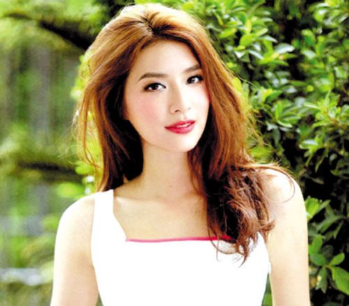 Chinese young woman