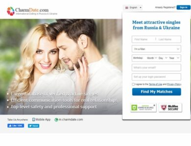 Is CharmDate.com legitimate or a scam? This review exposes the truth