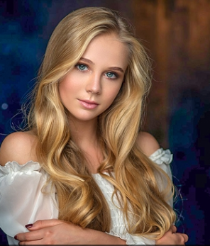 Ukrainian pretty girl
