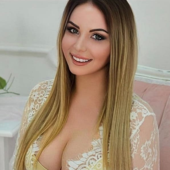 beautiful Russian girl